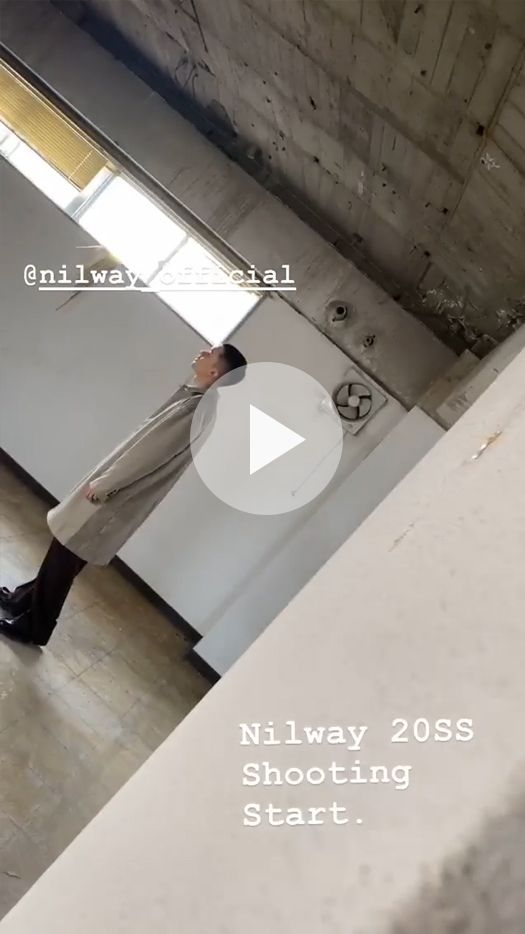 NEWS │< nilway > 2020SS LOOKS behind the scenes video #2